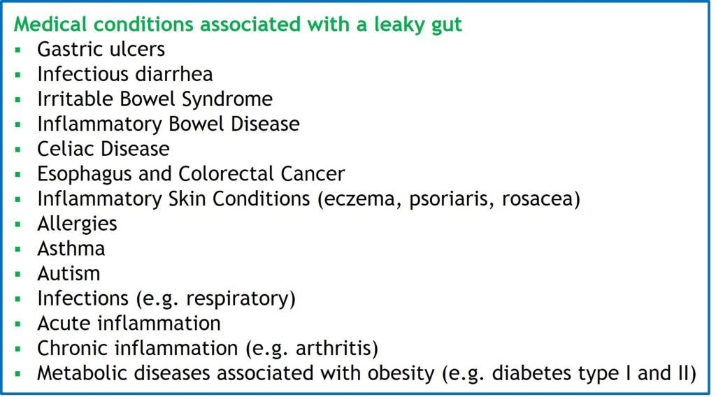 Leaky Gut Diseases