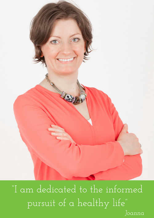 Dr. Joann Krzeslak - Hoogland, Nutrition Expert